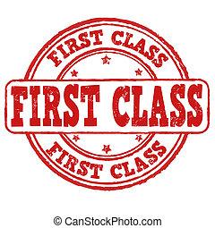 timbre, classe, premier