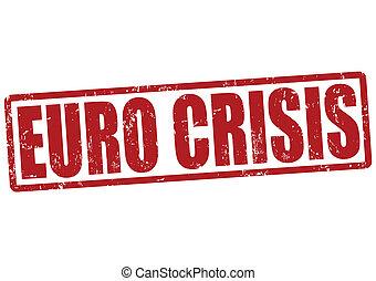 timbre, crise, euro
