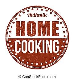timbre, cuisine maison