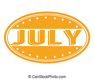 timbre, juillet