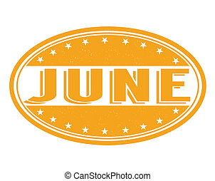 timbre, juin