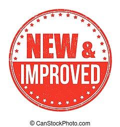 timbre, nouveau, amélioré