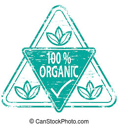 timbre, organique