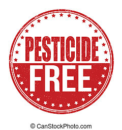 timbre, pesticide, gratuite