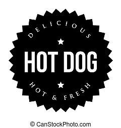 timbre, vendange, chaud, chien noir