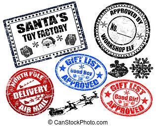 timbres, ensemble, noël