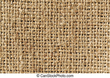 toile sac, fond, textured