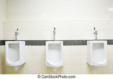 toilette, public
