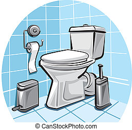 toilette, wc