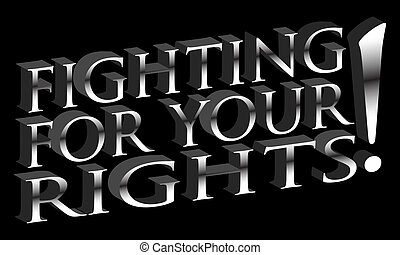 ton, combat, droits