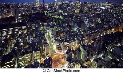 tour, horizon, tokyo