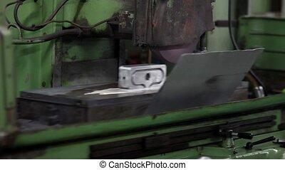 tour, usine