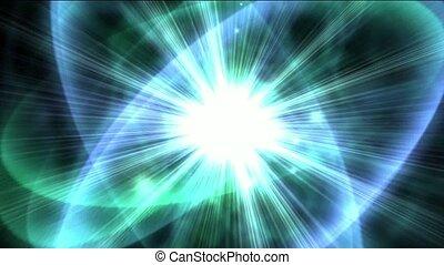 tourbillon, électron, technologie, énergie, puissance