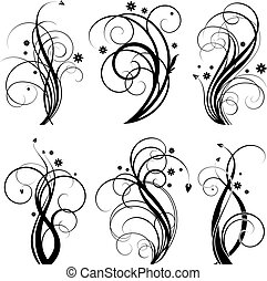 tourbillon, noir, conception