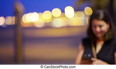 tourisme, nuit