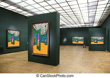 tout, art, juste, mur, images, 6., ceci, photo, filtré, entier, galerie