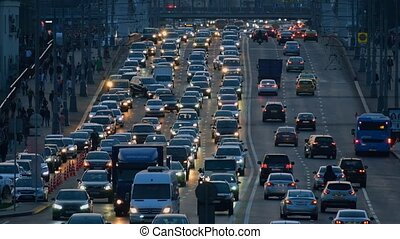 trafic, autoroute