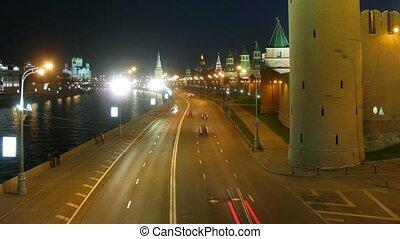 trafic, parralel, kremlin