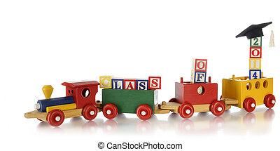 train, classe, 1014