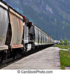train., fret