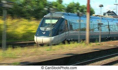 train grande vitesse