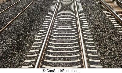 train, rails