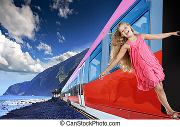 train, voyager