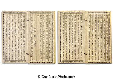 traité, livre art, guerre, soleil, jésus-christ, chinois, militaire, 5ème siècle, ancien, tzu