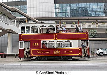 tram, hk, 2016, classique