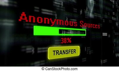 transfert, anonyme, sources
