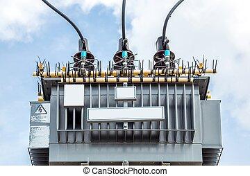 transformateur, électrique
