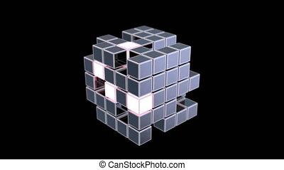 transformer, résumé, cube