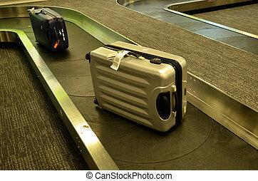 transport, bagage, air