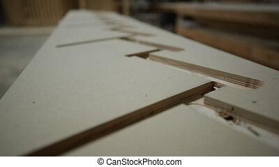travail, charpentier, woodshop