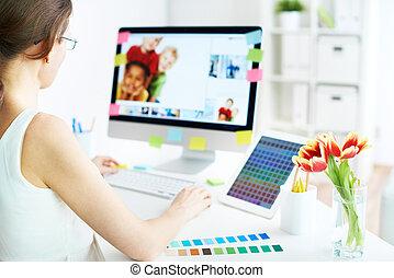 travail, informatique
