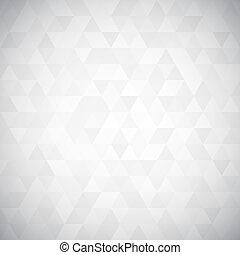 triangle, pixel, mosaïque, numérique