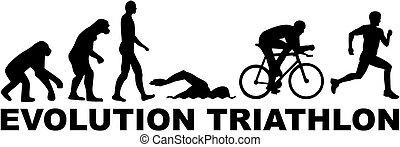 triathlon, évolution