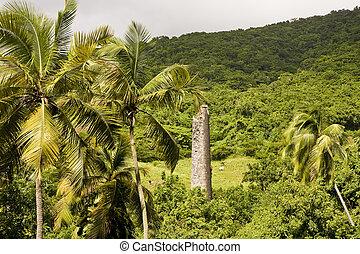 tropiques, tour pierre