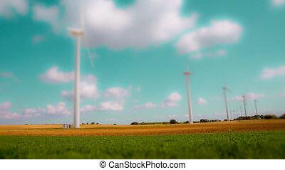 turbines, vent, loopable