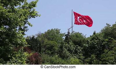 turc, 2, drapeau