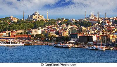 turquie, galata, istanbul, tour