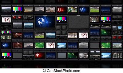 tv, 051, mur