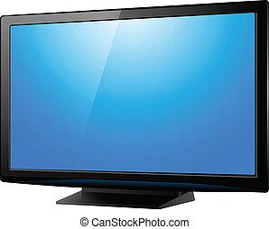 tv, plasma, lcd