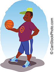 type, basket-ball