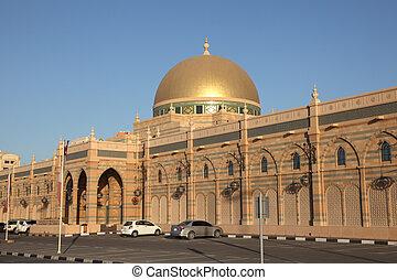 uni, musée, arabe, islamique, civilisation, emirats, sharjah