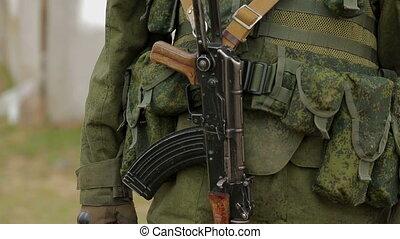 uniforme militaire