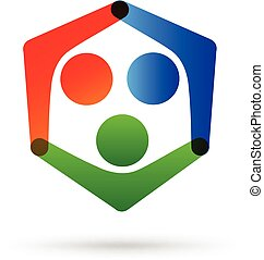 union, logo, collaboration