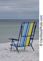 unique, chaise plage