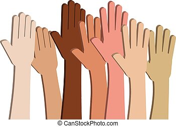 unité, diversité, (vector)