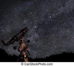 univers, découvrir